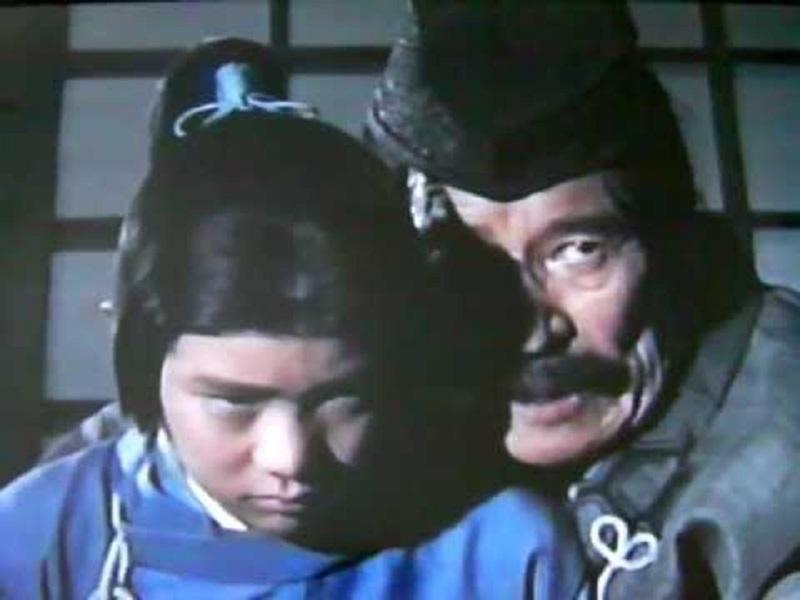 貞氏と高師氏(大河ドラマ「太平記」より)
