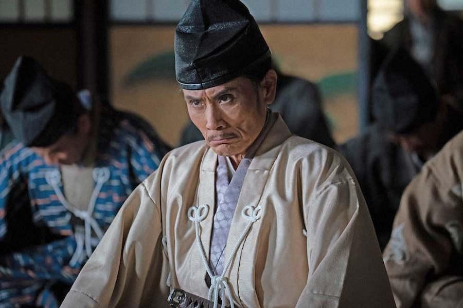 摂津晴門(大河ドラマ「麒麟がくる」)
