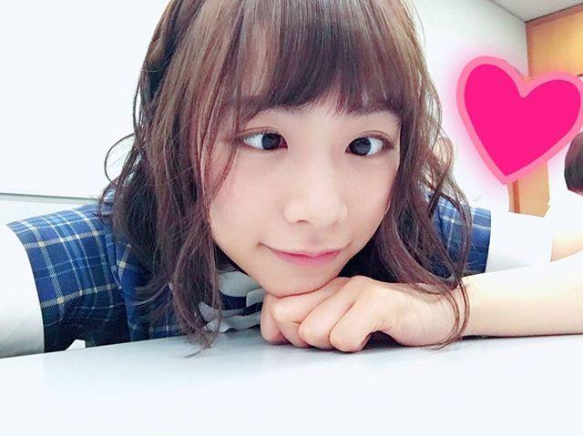 寄り目の北野日奈子