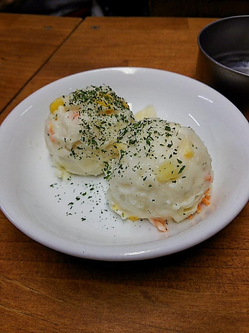 ポテサラ150円