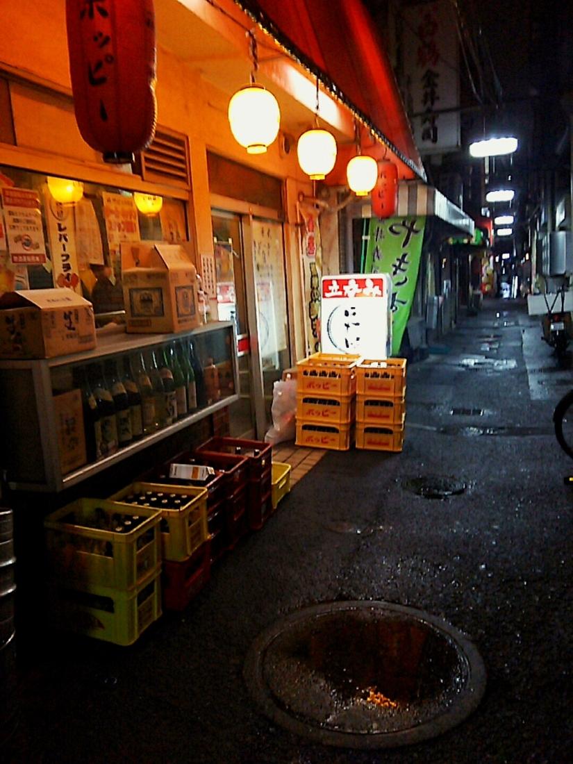 晩杯屋大井町店