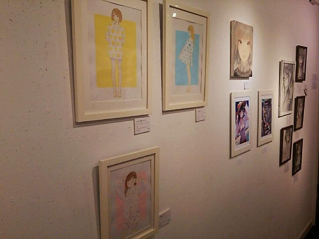 コミックアート展Ⅲ