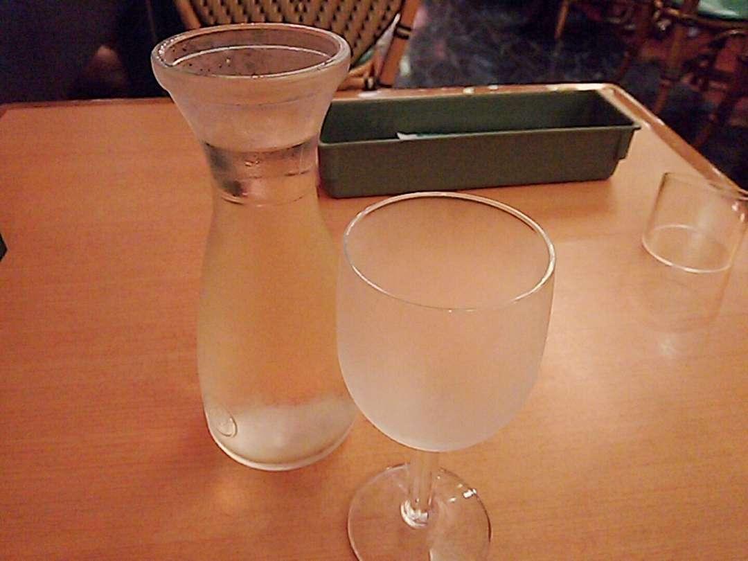 デキャンタワイン