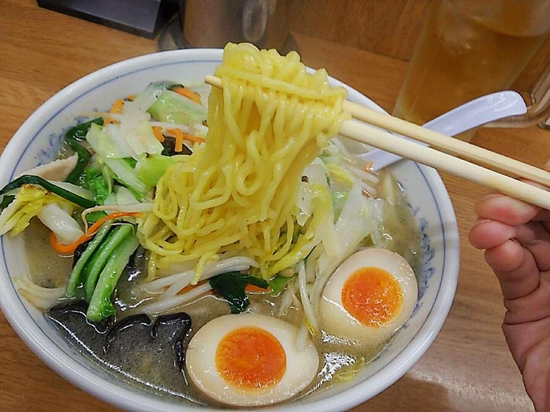 W野菜タンメン