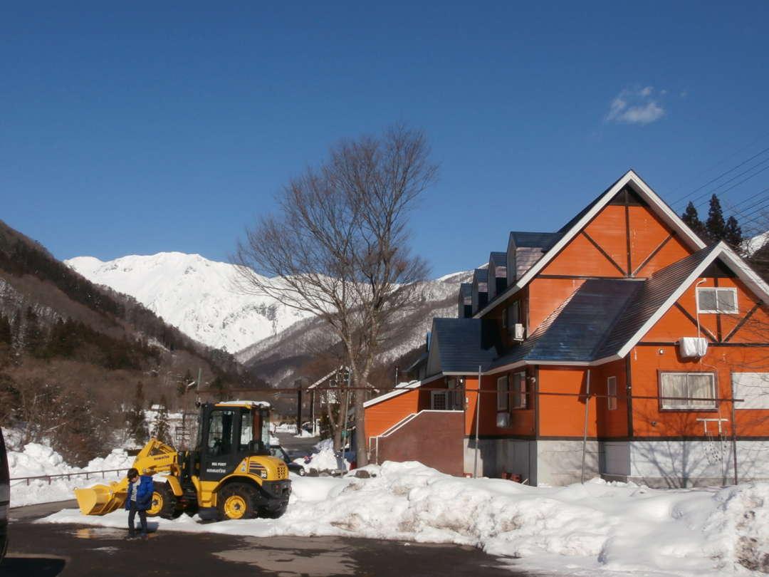 谷川岳ラズベリーユースホステル