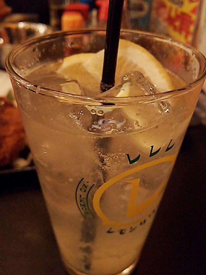 王道レモンサワー