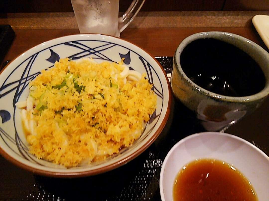 焼酎+うどん