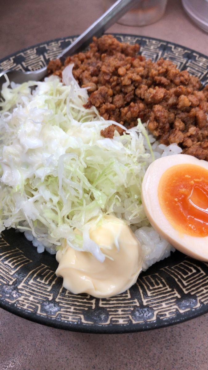 ザージャン丼