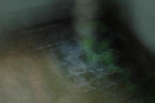 写真取ってたら雷なってビビッタの図