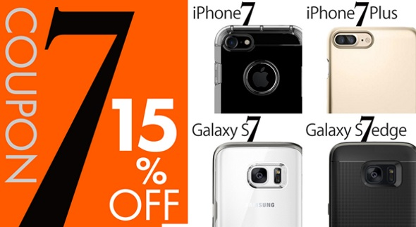 iPhone 7・iPhone 7 Plus・Galaxy S7・Galaxy S7 edge