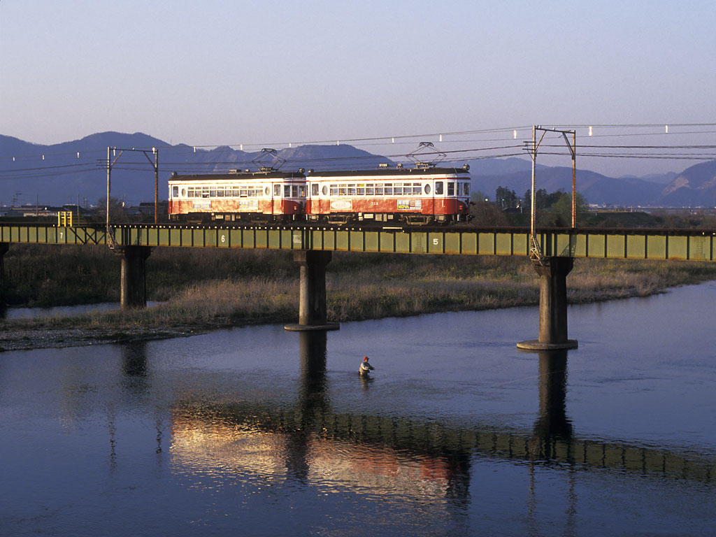 19980404根尾川を渡る510