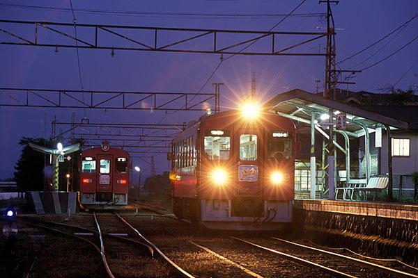 050827沢辺駅交換