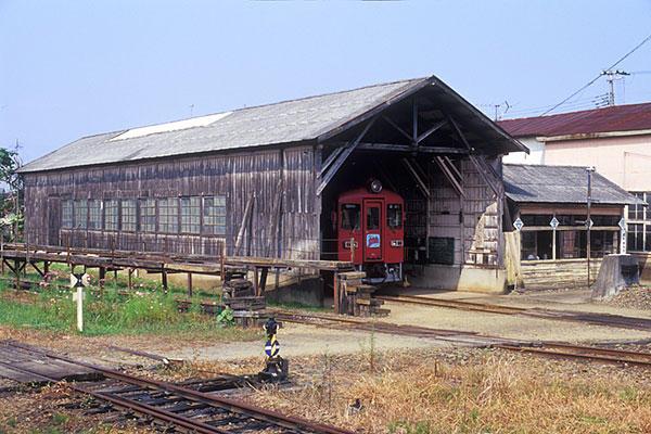 050918若柳車庫