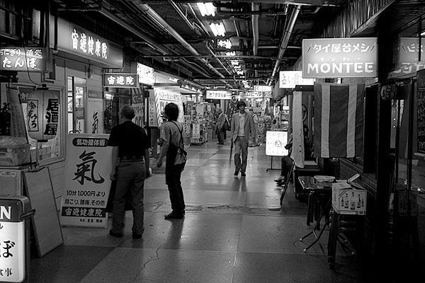 060513銀座線浅草地下商店街