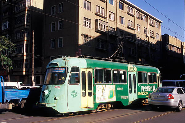 070921大連市電2000型