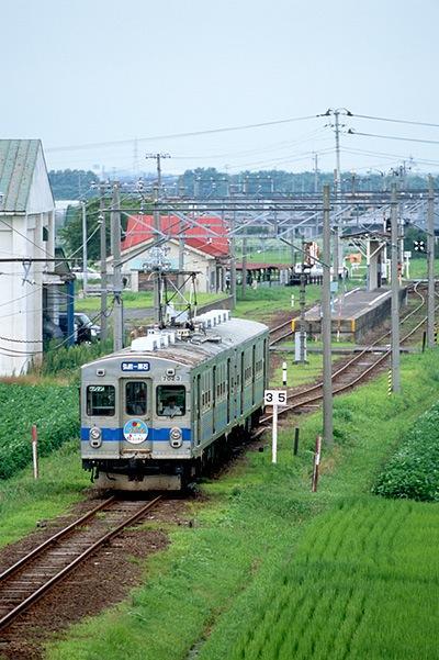 080803田舎館駅発車