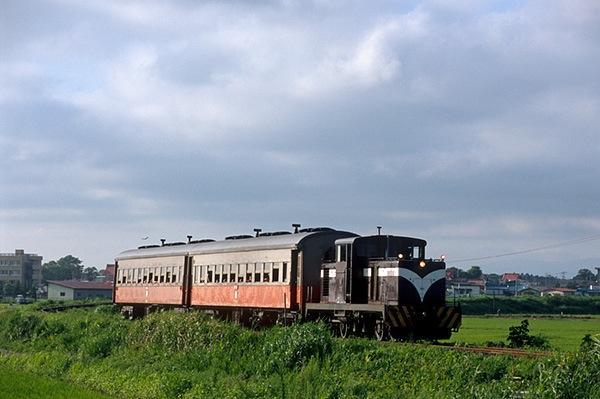 080804五所川原に向かう客車列車