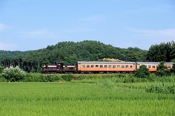 080805毘沙門〜嘉瀬を走るストーブ列車
