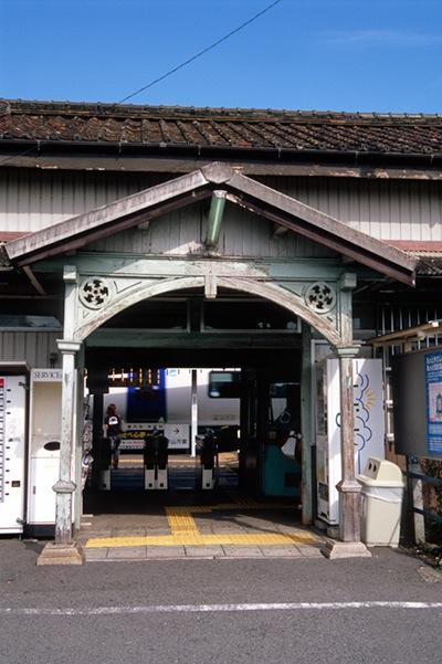 080831布袋駅正面