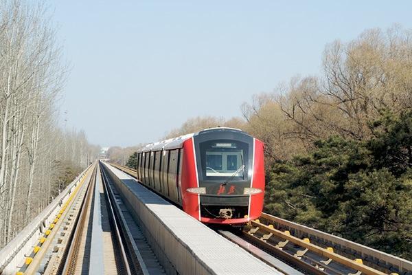 090215 北京地下鉄空港線(文章とは無関係です)