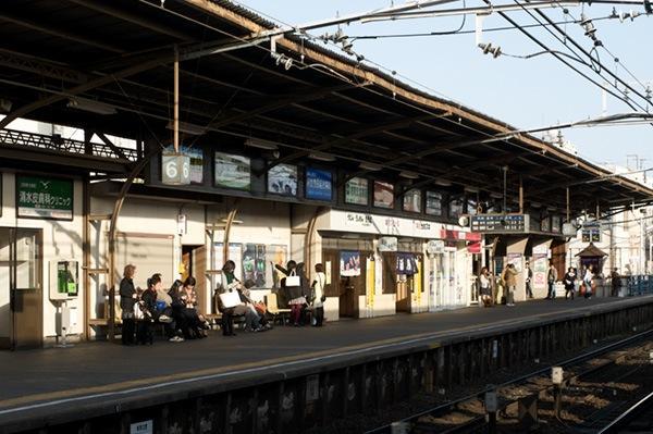 090321 知立駅6番ホーム