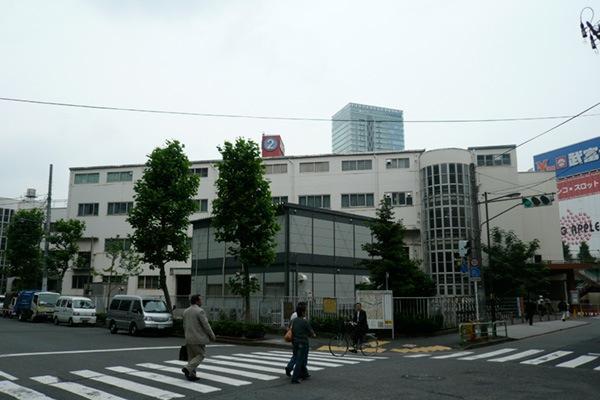090605 交通博物館跡全景