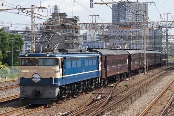 090607 横濱レトロ号下り回送