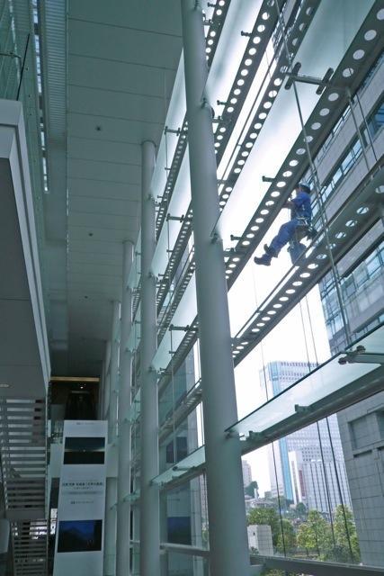 090801 キヤノンSタワー入口