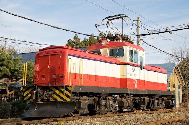 091122 十和田観光電鉄ED402十和田市方