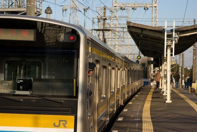 091206 浅野駅1番線にて