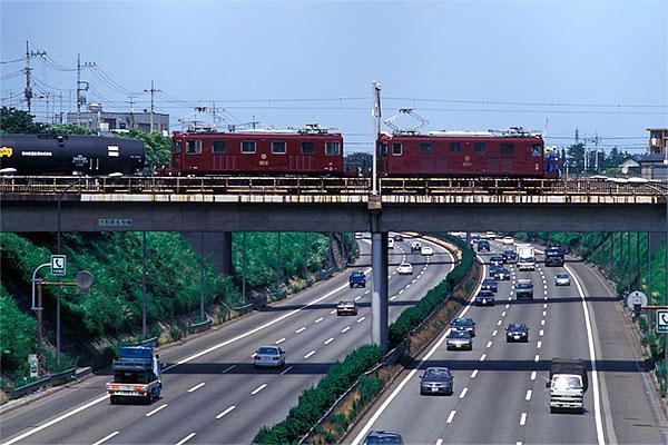 980620相鉄ED東名高速横断