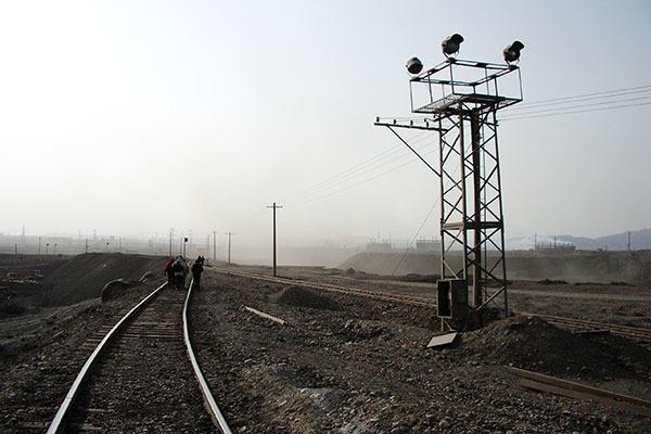 060102酒泉鉄鋼線路