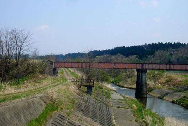 070503中野近くの鉄橋