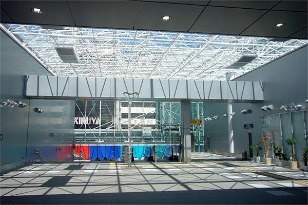 070716名鉄岐阜駅名古屋本線改札前