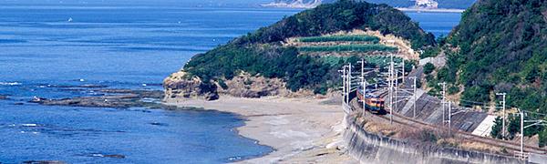 020301岩代海岸をゆく