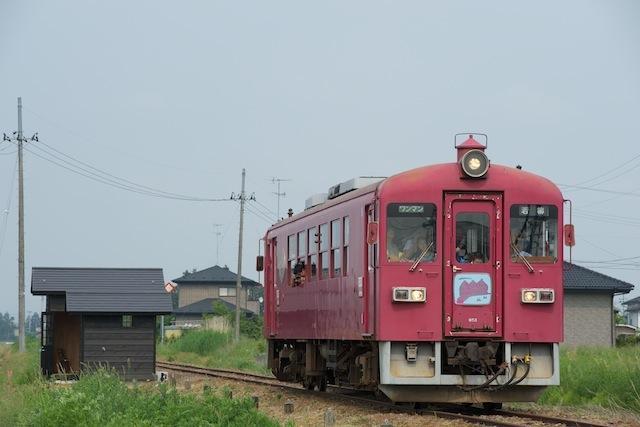 100613 片町裏信号所を発車するKD95