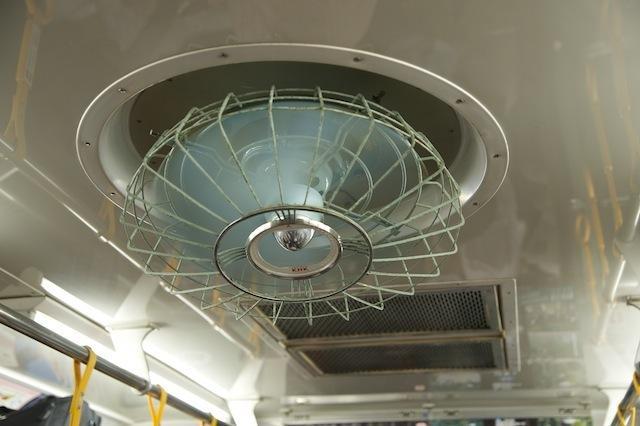 100628 京急1000形の扇風機