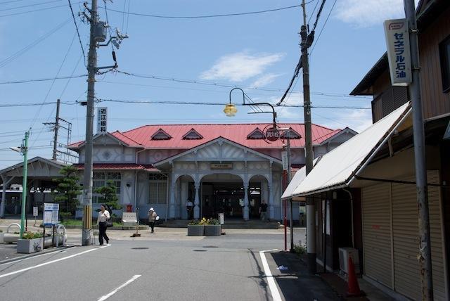 100704 浜寺公園駅正面