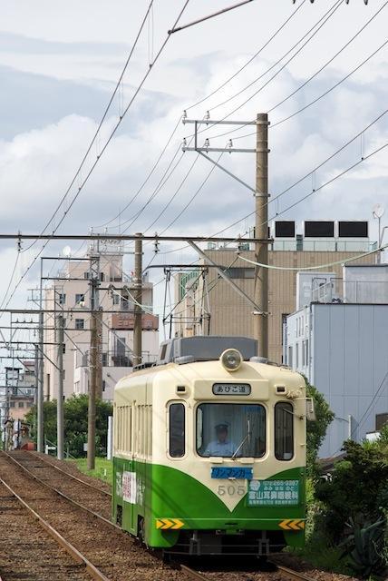 100704 原色になった阪堺モ505号
