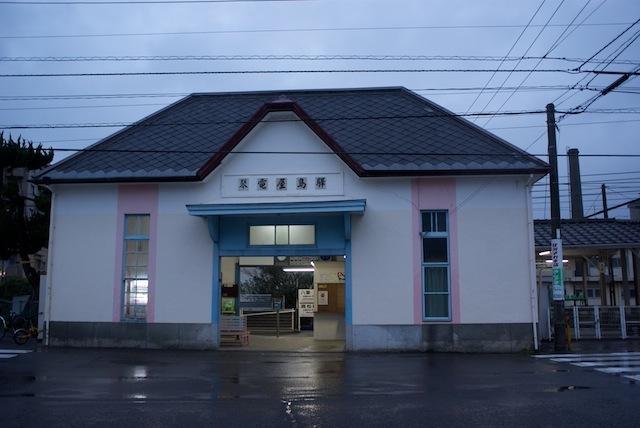 100211 琴電屋島駅舎