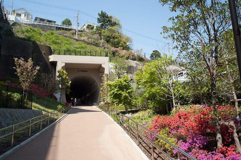 110424 高島山トンネル下り方