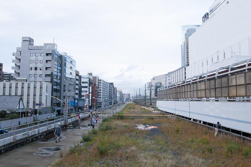 111022 東横線桜木町駅ホーム跡