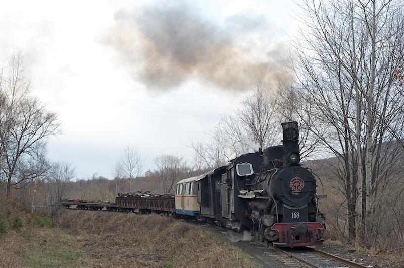 120504 立新に入るレール撤去列車