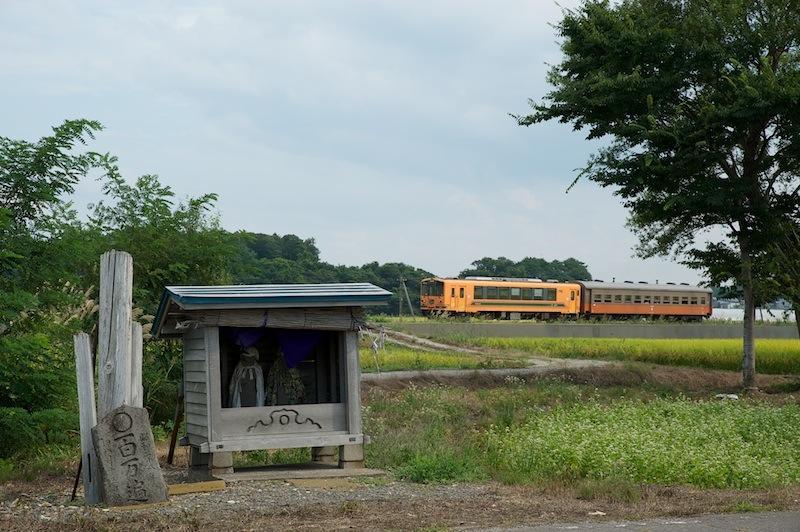 120915メロス号牽引の客車列車