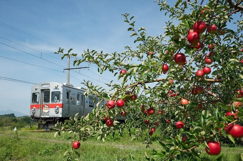 120917 林檎と7000系