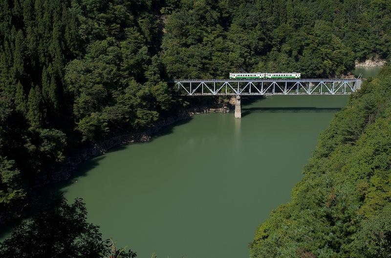 121008 只見川第三橋梁