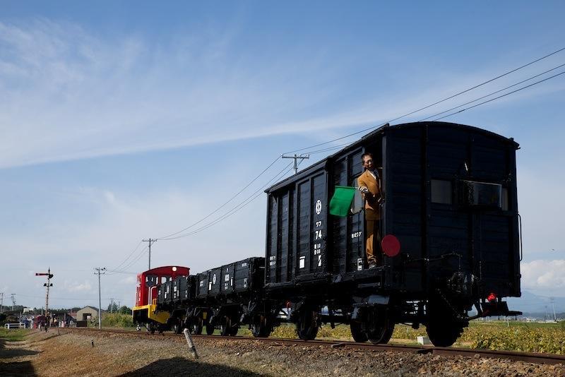 121014 貨物列車推進運転