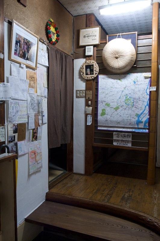 121124 一富士旅館玄関