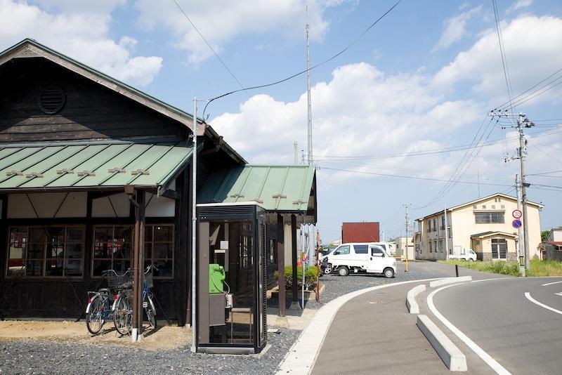 130609 若柳駅と旧本社
