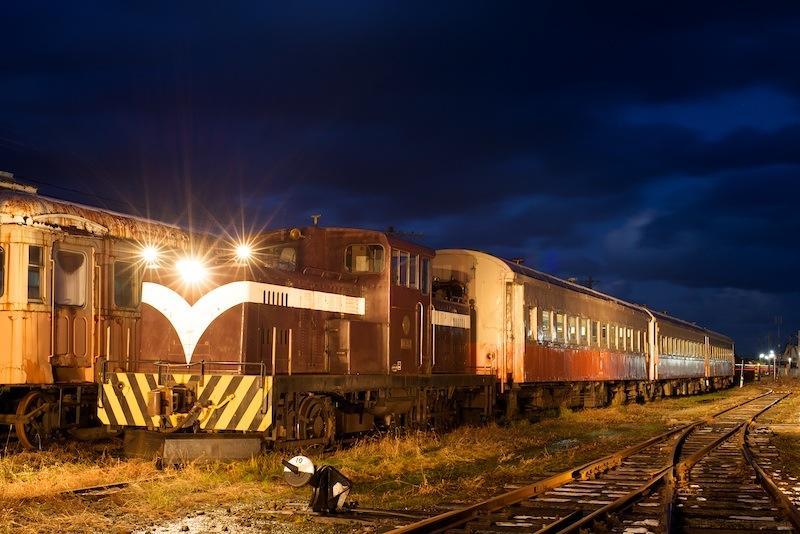 131130 ストーブ列車夜間撮影会